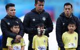 Ban tổ chức Siêu Cúp Quốc gia xin lỗi về sự cố để các em mặc phong phanh giữa thời tiết giá buốt