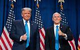 Sau bạo loạn, người ủng hộ ông Trump bị nghi đe dọa phó Tổng thống Mike Pence