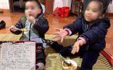 Vụ 2 cháu nhỏ nghi bị bỏ rơi giữa trời giá rét ở Hà Nội: Người đang nuôi dưỡng tiết lộ gì?