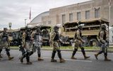 Mỹ triển khai 16.000 vệ binh quốc gia bảo vệ lễ nhậm chức của ông Joe Biden