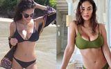Hoa hậu Philippines đốt cháy mạng xã hội với ảnh diện bikini khoe vòng 1 căng tràn bốc lửa