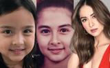 """Lịm tim trước bức hình """"mỹ nhân đẹp nhất Philippines"""" cùng con gái nhỏ"""