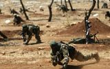Tình hình chiến sự Syria mới nhất ngày 14/1: Hai nhóm phiến quân HTS và IS đụng độ ác liệt