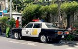 """Xôn xao hình ảnh """"xe cảnh sát Mỹ xuất hiện ở Việt Nam"""": Công an TP.HCM nói gì?"""