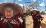 Cảm động hình ảnh cụ bà 94 tuổi vẫn bán bỏng ngô dạo khắp Đà Lạt