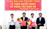 Chân dung tân Giám đốc sở Giao thông Vận tải 43 tuổi vừa được bổ nhiệm ở Ninh Thuận