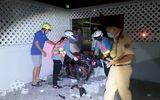 Tin trong nước - Tiền Giang: Đâm sập tường nhà dân, nam thanh niên tử vong