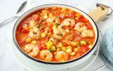 Ăn - Chơi - Tôm nấu cà chua thêm hạt này, cả nhà được món ngon, tốt cho sức khỏe
