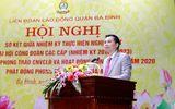 Xã hội - Công đoàn Dược phẩm Tâm Bình nhận Cờ thi đua của LĐLĐ thành phố Hà Nội