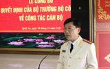 Tân Phó Giám đốc Công an tỉnh Nghệ An vừa được bổ nhiệm là ai?