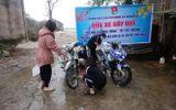 Việc tốt quanh ta - Hà Tĩnh: Đoàn thanh niên rửa xe miễn phí, quyên góp tiền tặng hộ nghèo ăn Tết