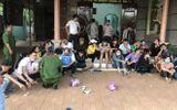 """An ninh - Hình sự - Triệt phá đường dây đánh bạc ở Bình Phước: Con bạc tiết lộ """"kiếm tiền để đón Tết"""""""