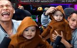 Cộng đồng mạng - Độ Mixi khoe con trai thứ 2 trên sóng livestream, dân mạng phát sốt với thần thái triệu view