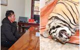 Tin trong nước - Vụ phát hiện hổ nặng 250kg trong nhà dân ở Hà Tĩnh: Chủ nhà mua về để nấu cao?