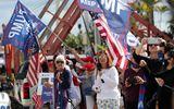 Tin thế giới - Kết thúc nhiệm kỳ, cựu Tổng thống Trump được chào đón nồng nhiệt tại Florida
