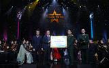 """Kinh doanh - PVN-PV GAS ủng hộ 3 tỷ đồng cho """"Quỹ đền ơn đáp nghĩa"""" của Bộ Quốc phòng tại Live concert """"Tổ quốc tôi yêu"""""""