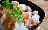 Ăn - Chơi - Tôm nấu với củ này vừa bổ dưỡng lại giảm ho cảm, món ăn quá hợp cho mùa đông