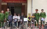 An ninh - Hình sự - Triệu tập nhóm học sinh lớp 6 gây ra hàng loạt vụ trộm xe đạp ở Nghệ An