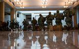 Tin thế giới - Hơn 150 binh sĩ vệ binh quốc gia bảo vệ lễ nhậm chức của ông Joe Biden dương tính với SARS-CoV-2