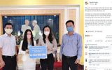 Bất ngờ với tài lẻ và nhan sắc của cô gái Nguyễn Huyền quyên góp 200 triệu phòng chống dịch Covid-19