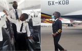 """Cộng đồng mạng - Khi bạn bè còn lo ăn học, cậu bé 7 tuổi đã biết lái máy bay, được trao danh hiệu """"cơ trưởng"""""""