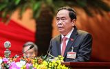 Tin trong nước - MTTQ Việt Nam chung sức đồng lòng cùng nhân dân xây dựng đất nước phồn vinh, hạnh phúc