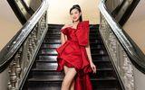 Tin tức giải trí - Ảnh tự đăng của Hoa hậu Đỗ Thị Hà chân dài miên man khó tin, qua camera thường thì có gì khác biệt?