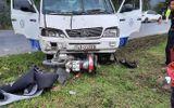 Tin trong nước - Tin tai nạn giao thông ngày 28/1: Ô tô tông xe máy, người phụ nữ tử vong