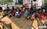 An ninh - Hình sự - Công an nổ súng phá trường gà ở Tiền Giang: Thu 11 con gà đá, 499 triệu đồng