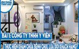 Bài 1: Công ty TNHH Y Viên thực hiện khám chữa bệnh chui, lừa dối khách hàng?