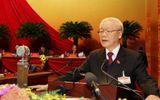 """Tổng Bí thư Nguyễn Phú Trọng: """"Ban Chấp hành phấn đấu, nỗ lực vượt qua mọi khó khăn để hoàn thành nhiệm vụ"""""""