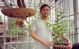 Nguyễn Đăng Ghin khởi nghiệp thành công từ nghề trồng lan