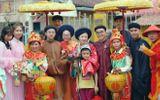 Chuyện về cô dâu chú rể 9X chọn cổ phục triều Nguyễn cho ngày cưới