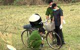 Vụ thi thể người bán vé số nằm sấp dưới ruộng lúa: Kết quả khám nghiệm hiện trường
