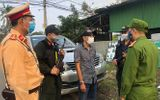 Bắt tạm giam tài xế chở 3 người Trung Quốc nhập cảnh trái phép