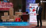 Những thương vụ đình đám tại Shark Tank Việt Nam: Startup vận chuyển được Shark Vương rót vốn kinh doanh ra sao?