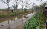 Tá hỏa phát hiện thi thể cụ bà trôi dưới sông ở Thanh Hóa