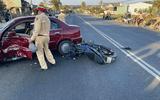 Tin tai nạn giao thông ngày 18/2/2021: Tông ôtô chuyển hướng sang đường, thanh niên tử vong