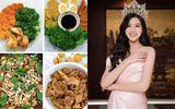 Chế độ ăn uống, dưỡng nhan để giữ thân hình hoàn hảo của Hoa hậu Đỗ Thị Hà