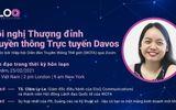 Xã hội - Agency Truyền thông EloQ của Việt Nam tham gia Hội nghị Thượng đỉnh Truyền thông trực tuyến Davos 2021