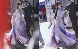 """Ngu Thư Hân lộ tạo hình Hoa Lan Nhỏ trong """"Thương Lan Quyết"""", được khen như tiểu tiên nữ bước ra từ truyện"""