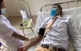 Việc tốt quanh ta - Trung úy CSGT ở Sơn La kịp thời hiến máu cứu người