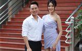 """Tin tức giải trí - Chân dung """"chàng trai may mắn"""" được ôm eo Hoa hậu Đỗ Thị Hà chụp ảnh tình tứ"""
