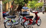 Xã hội - Giang Trần và niềm đam mê bất tận cùng Honda Dream