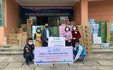 Truyền thông - Thương hiệu - Tiếp nguồn dinh dưỡng – trao gửi yêu thương đến trẻ em cách ly những ngày Tết tại vùng dịch