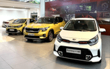 Xã hội - Doanh số ô tô sau Tết 2021 gây bất ngờ trên thị trường