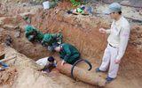 Tin trong nước - Quảng Bình: Phát hiện quả bom nặng 227kg, dài 1,54m trong khu dân cư