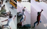 An ninh - Hình sự - Tiệm thuốc tây ở TP.HCM bị tạt sơn, mắm tôm 6 lần: Chủ quán nói gì?