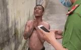"""Vụ clip thanh niên xăm trổ xin công an cho """"làm phép"""": Chủ tịch phường tiết lộ gì?"""