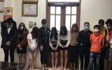 An ninh - Hình sự - Bắc Ninh: Phát hiện 24 đối tượng sử dụng ma túy trong quán karaoke lúc nửa đêm